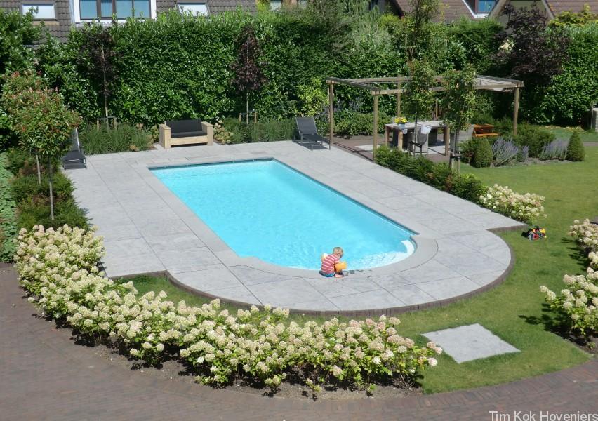 Landelijke tuin met zwembad dordrecht car interior design - Tuin met zwembad design ...