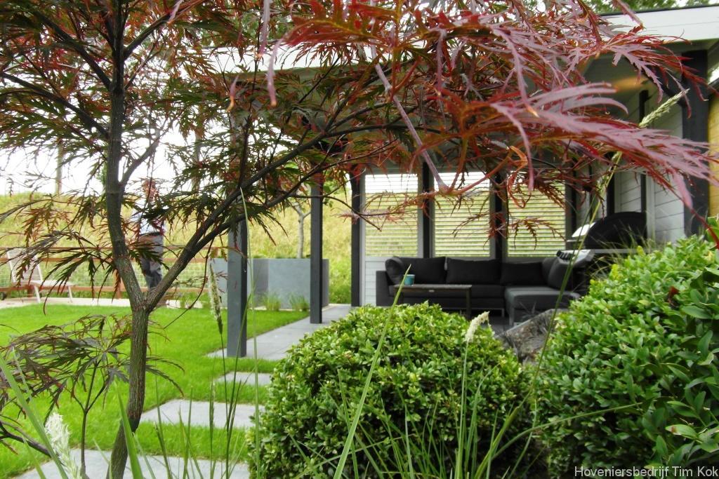 Heerlijk buitenleven, tuin te u0026#39;s-Gravendeel - Hoveniersbedrijf Tim Kok