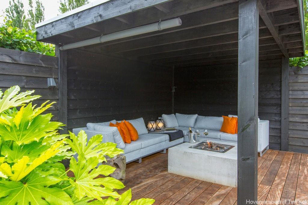 Buitenhaard De Tuin : Lekker lang buiten met een tuinhaard wonen