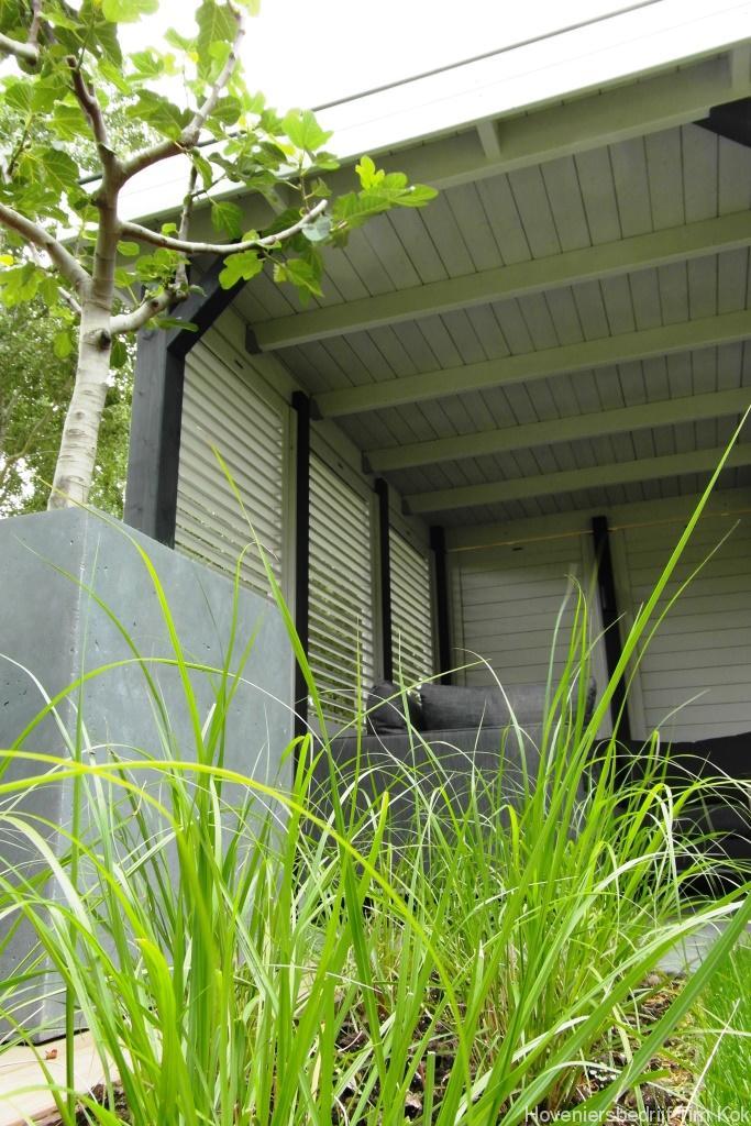 Bloembakken buiten groot for Tuinontwerp intratuin
