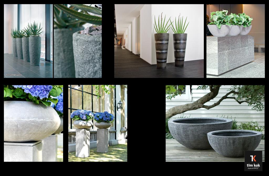 B pilaar-tuinvazen-potten-binnenpotten-betonlook-tuinschalen-waterschaal-polystone-potten-tim-kok-hoveniers