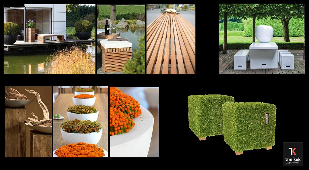 D tuinmeubels-tuinbank-hocker-poefje-tuin-zitbankje-met-kussens-houten-latten-schalen-steenlook-hoveniersbedrijf-timkok-hoogvliet