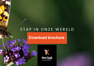 Download de digitale brochure van Hoveniersbedrijf Tim Kok.