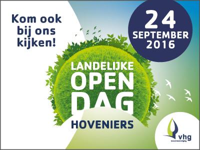 VHG open dag hoveniers rotterdam